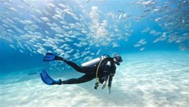 Advanced PADI Free Diving Course